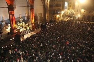 Capodanno in Piazza a Firenze